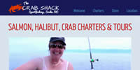 Crab Shack Sportfishing, Sooke, BC